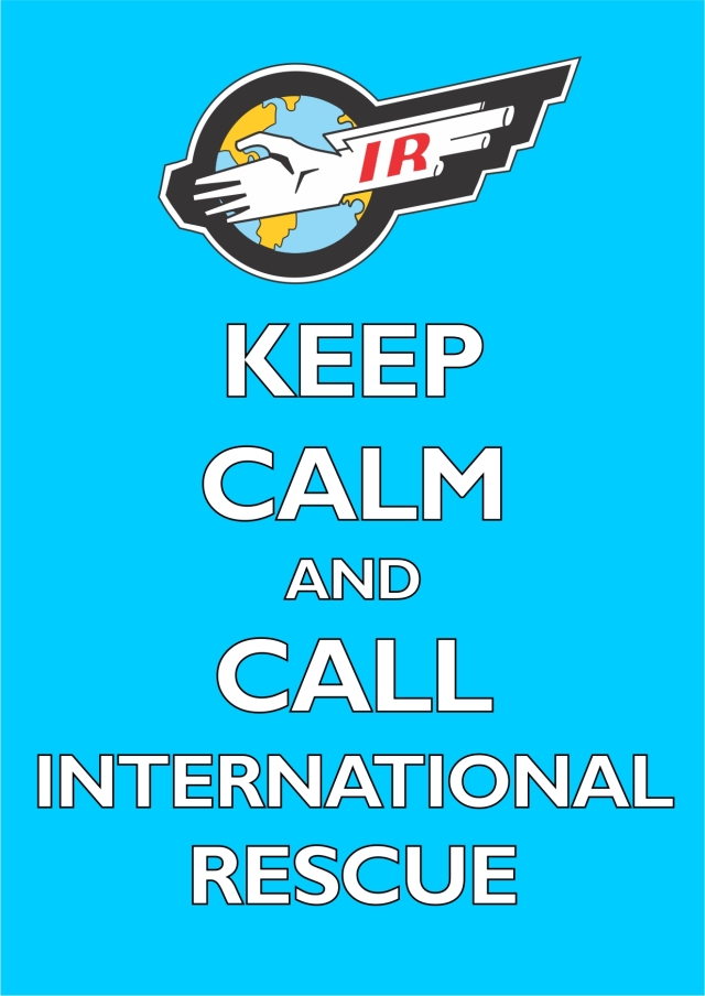 Keep Calm IR II